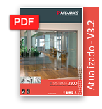 Download catálogo AFCAMÕES Sistema PCR-2300