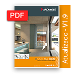 Download catálogo AFCAMÕES Sistema PCR-7070