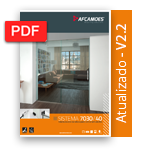 Download catálogo AFCAMÕES Sistema PCR-7030/40