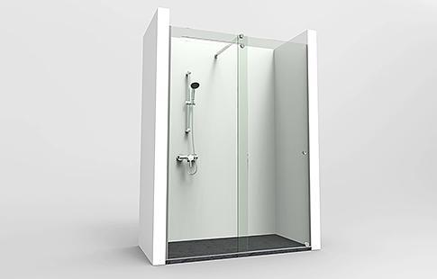 AFCAMÕES cabine de duche PCR-1020.