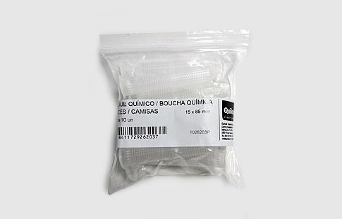 AFCAMOES SIL-1013 Camisas para bucha química