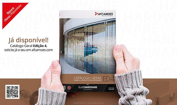 AFCAMÕES Catálogo Geral ED.4 - GLASS HARDWARE